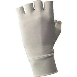 Stohlquist Warmers Fingerless Sun Gloves 2017, Silver, 256