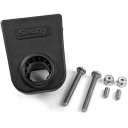 Scotty Round Rail Mount Adapter, , 256