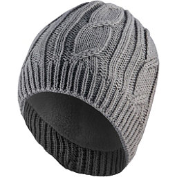 Seal Skinz Waterproof Knit Beanie Womens Hat, Gray, 256