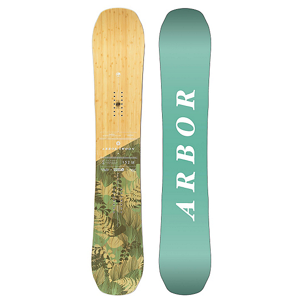 Arbor Swoon Rocker Womens Snowboard, , 600
