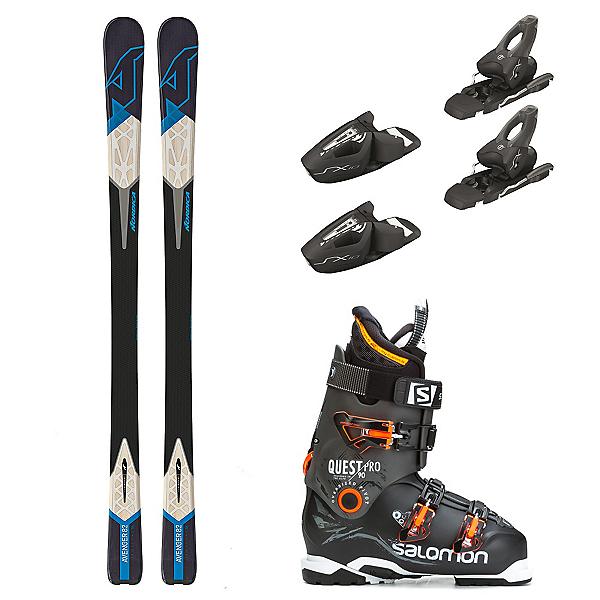 Nordica Avenger 82, Tyrolia SX 10, and Salomon Quest Pro 90 Ski Package, , 600