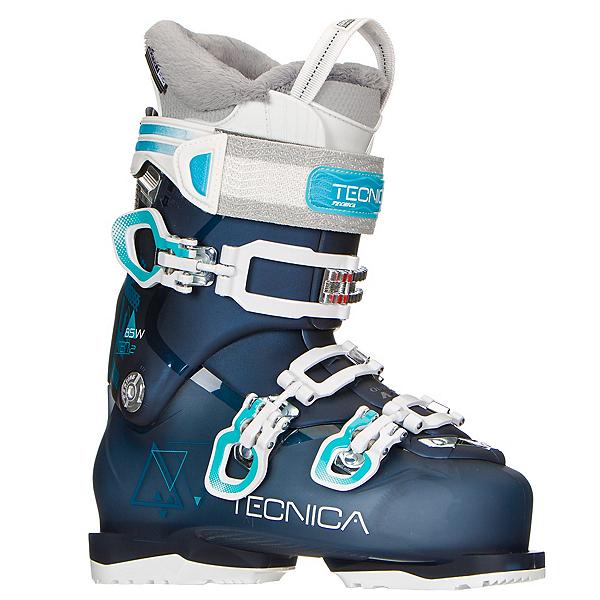 Tecnica Ten.2 85W C.A. Womens Ski Boots 2017, , 600