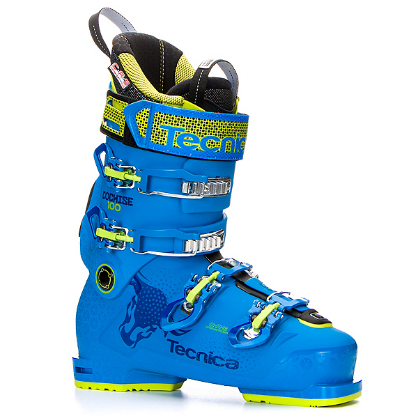 Tecnica Cochise 100 Ski Boots, Dark Process Blue, 600