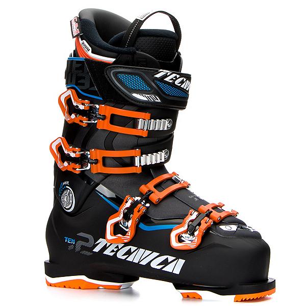 Tecnica Ten.2 120 HV Ski Boots, Black-Orange, 600