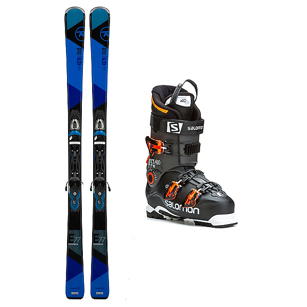 Rossignol Experience 77 Quest Pro 90 Ski Package, , 600