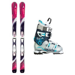 Atomic Affinity Pure Quest Pro 80 Womens Ski Package, , 256