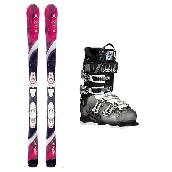 Atomic Affinity Pure Avanti 70 Womens Ski Package, , 600
