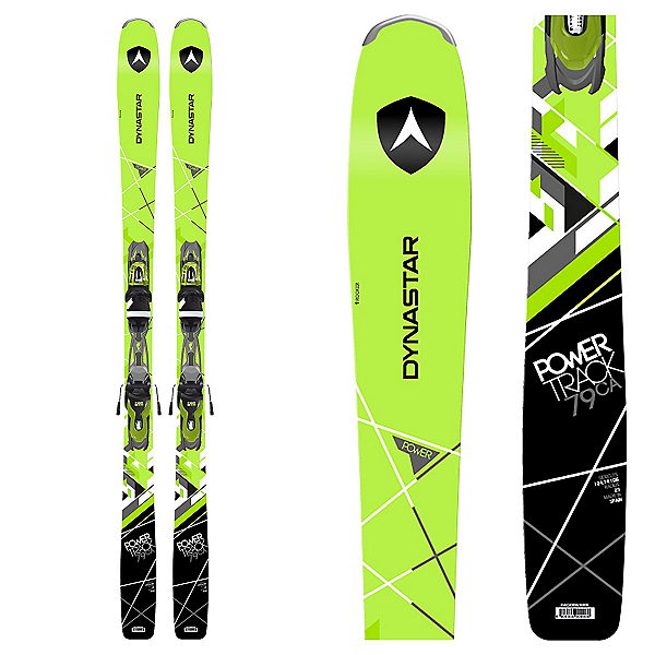Dynastar Powertrack 79 CA Skis with Express 11 Bindings, , 600