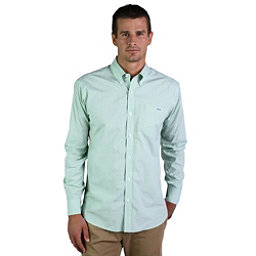 Fish Hippie Helton Gingham Mens Shirt, , 256