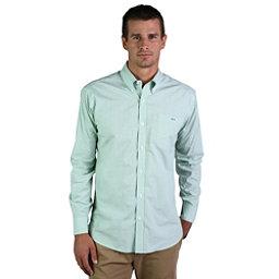 Fish Hippie Helton Gingham Mens Shirt, , 256