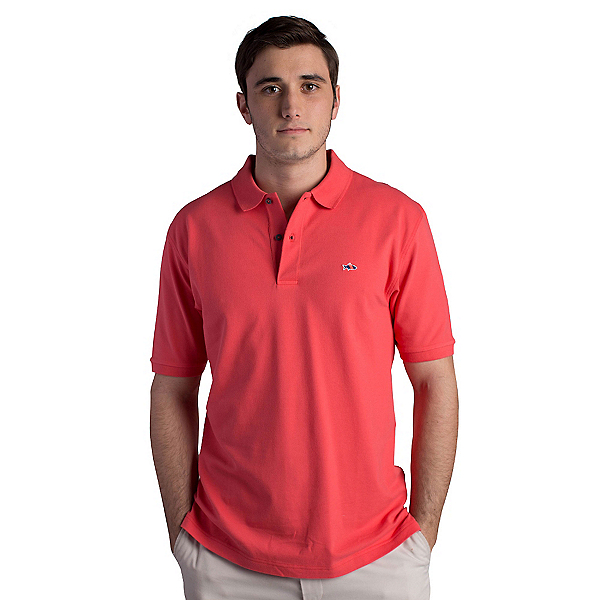 Fish Hippie Salterpath Polo Mens Shirt, , 600