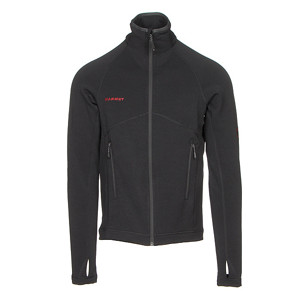 Mammut Aconcagua Jacket Mens Mid Layer, Black, 600