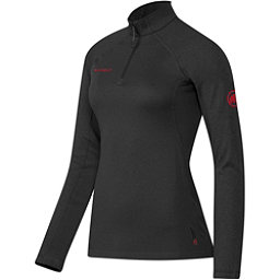 Mammut Kira Pro Half Zip Womens Mid Layer, Black, 256