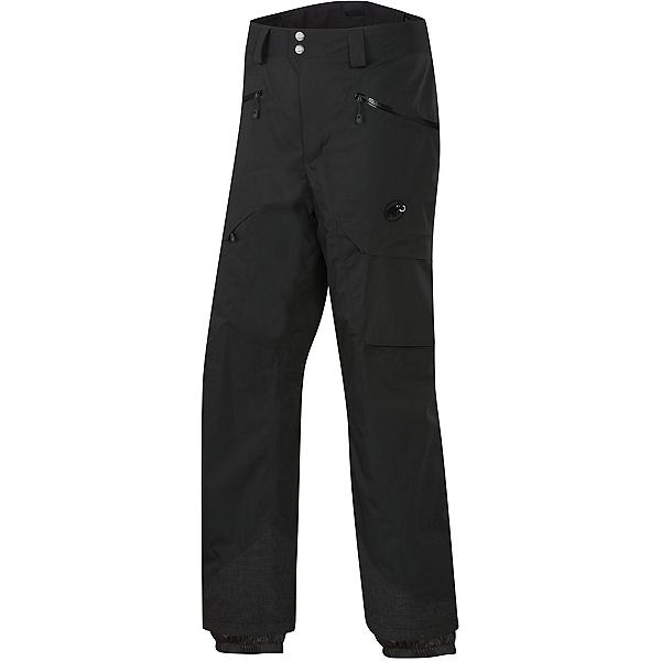 Mammut Stoney HS Mens Ski Pants, Graphite, 600