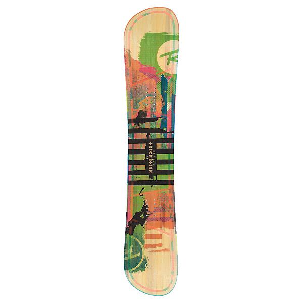 202304fc0b5a Rossignol Trickstick Amptek Snowboard 2017