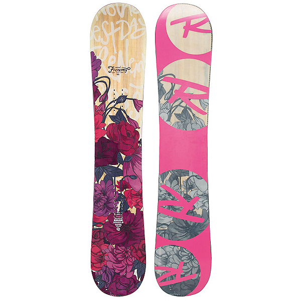 Rossignol Frenemy Magtek Womens Snowboard, , 600