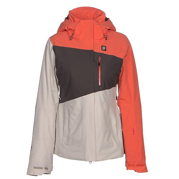 Orage Nina Womens Insulated Ski Jacket, , 600