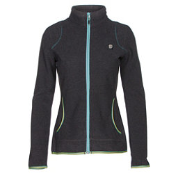 Orage Tobar Fleece Womens Jacket, Pepper, 256