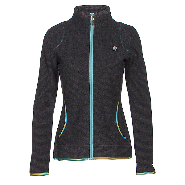 Orage Tobar Fleece Womens Jacket, Pepper, 600