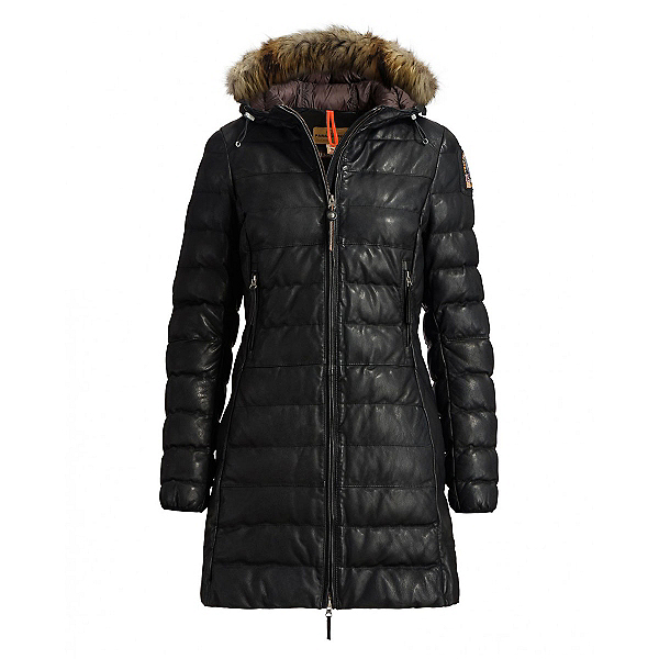 Parajumpers Demi Leather Womens Jacket, , 600