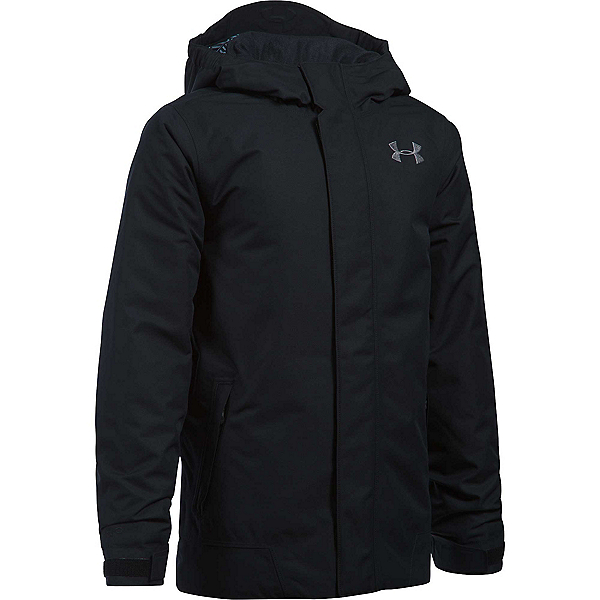 Under Armour ColdGear Infrared Powerline Boys Ski Jacket, , 600