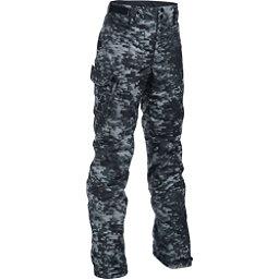 Under Armour ColdGear Infrared Chutes Kids Ski Pants, Overcast Gray-Black-Overcast G, 256