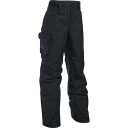 Under Armour ColdGear Infrared Chutes Kids Ski Pants, Black-Black-Graphite, 256