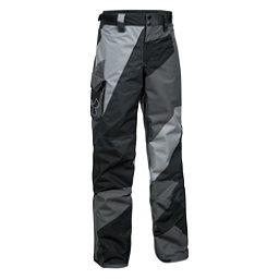 Under Armour ColdGear Infrared Chutes Kids Ski Pants, Steel-Overcast Gray, 256