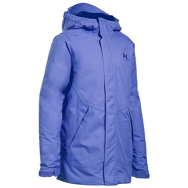 Under Armour ColdGear Infrared Powerline Insulated Girls Ski Jacket, , 600