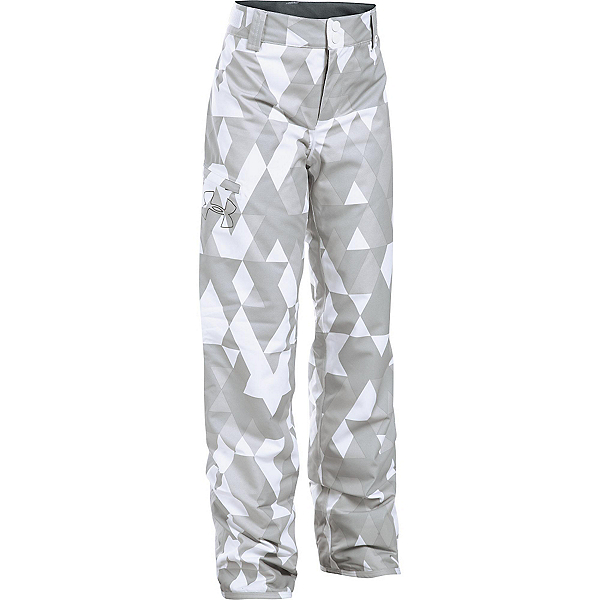 Under Armour ColdGear Infrared Chutes Girls Ski Pants, , 600