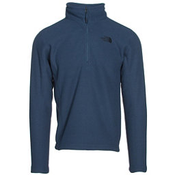 The North Face SDS Half Zip Pullover Mens Mid Layer (Previous Season), Shady Blue, 256