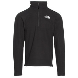The North Face SDS Half Zip Pullover Mens Mid Layer (Previous Season), TNF Black, 256