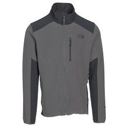 The North Face Apex Pneumatic Mens Soft Shell Jacket (Previous Season), Fusebox Grey-Asphalt Grey, 256