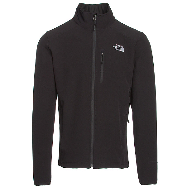 The North Face Apex Pneumatic Mens Soft Shell Jacket, TNF Black-TNF Black, 600