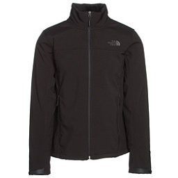 The North Face Apex Chromium Thermal Mens Soft Shell Jacket, TNF Black-TNF Black, 256