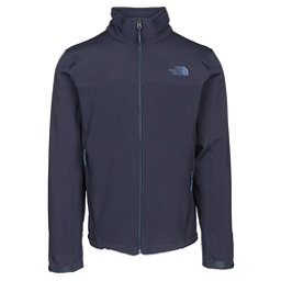 The North Face Apex Chromium Thermal Mens Soft Shell Jacket, Urban Navy-Urban Navy, 256