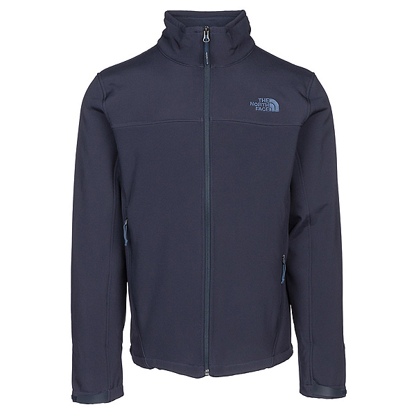 The North Face Apex Chromium Thermal Mens Soft Shell Jacket, Urban Navy-Urban Navy, 600