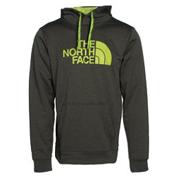 The North Face Surgent Half Dome Mens Hoodie (Previous Season), Climbing Ivy Green Dark Heathe, 256
