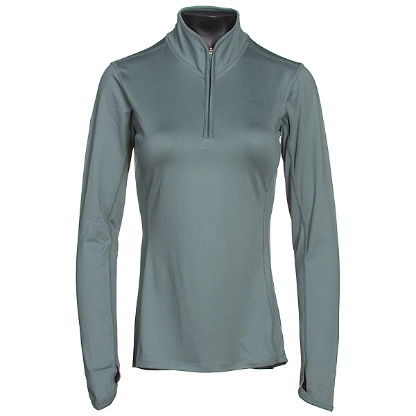 The North Face Motivation 1/4 Zip Womens Shirt (Previous Season), , 600