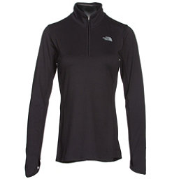 The North Face Motivation 1/4 Zip Womens Shirt (Previous Season), TNF Black, 256