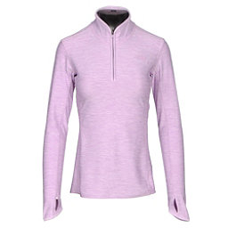 The North Face Motivation 1/4 Zip Womens Shirt (Previous Season), Lupine Heather, 256
