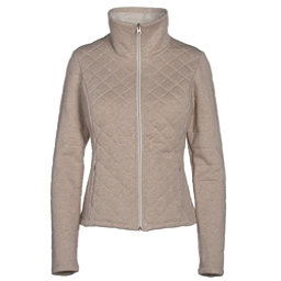 The North Face Caroluna Crop Womens Jacket (Previous Season), TNF Oatmeal Heather, 256