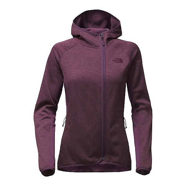 The North Face Arcata Hoodie (Previous Season), Blackberry Wine Heather, 600