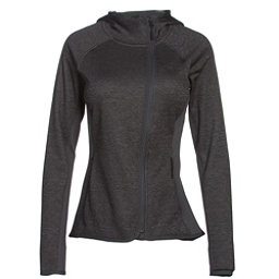 The North Face Arcata Hoodie Womens Jacket (Previous Season), Asphalt Grey Heather-Asphalt G, 256