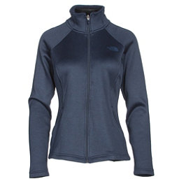 The North Face Agave Full Zip Womens Jacket (Previous Season), Cosmic Blue Heather, 256