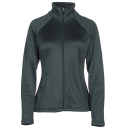 The North Face Agave Full Zip Womens Jacket (Previous Season), Darkest Spruce, 256