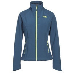 The North Face Apex Bionic 2 Womens Soft Shell Jacket (Previous Season), Shady Blue, 256