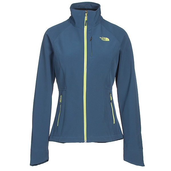 The North Face Apex Bionic 2 Womens Soft Shell Jacket (Previous Season), Shady Blue, 600