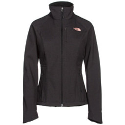 The North Face Apex Bionic 2 Womens Soft Shell Jacket (Previous Season), TNF Black Heather, 256