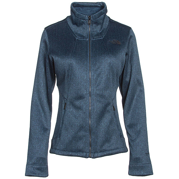 The North Face Apex Chromium Thermal Womens Soft Shell Jacket (Previous Season), Shady Blue-Dark Shady Blue Her, 600
